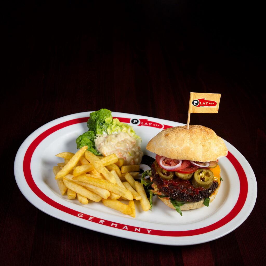 Der Teufels Burger